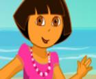 Juego de vestir a Dora Adolescente