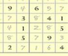 Sudoku elegante.