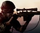 Hot shot sniper, prácticas de tiro con mira telescopica