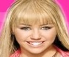 Maquillaje para Hannah Montana.