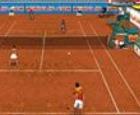Tenis de Dobles 3D