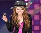 Viste a Hannah Montana para el concierto