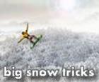 Esqui y SnowBoard, Saltos y piruetas