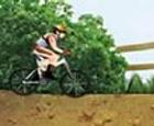 Mountain Bike, Es facil montar en bici con flash.