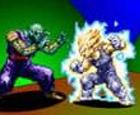 Dragon Ball Z 3. Lucha con Goku y sus amigos.