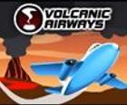 Volcanic Airways. Volando entre cenizas