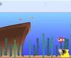 Arcade Animals. Superfish. El pez grande se come al pequeño