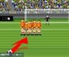 Flash Gol. Mundial de futbol.