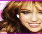 Hannah Montana, maquillaje perfecto.
