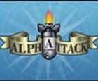Alpha Attack, letras bomba.