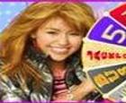 Rockanroeleando con Hannah Montana.