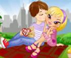 Un beso en Central Park