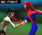 Contacto Sangriento 2 , Super Heroes.