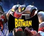 Batalla Robot en Gotham City