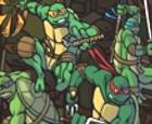 Las Tortugas Ninja : Double Damage