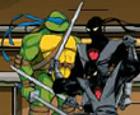 Tortugas Ninja: La Guarida de Shredder