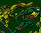 Las Tortugas Ninja: Lanzador de Shurikens