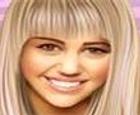 Maquillaje perfecto de Hannah Montana