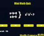 Test de Ecuaciones matemáticas