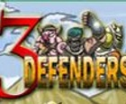 3 defensores