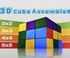 Ensamblador de cubos 3D