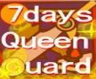 Guardia de la reina de 7 días
