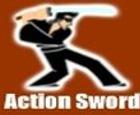 Espada de accion
