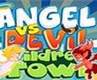 Angel vs Devil - Ciudad de los niños