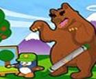 Bear ataques !!