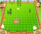Hermosa granja
