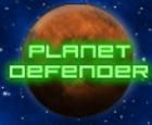 Píxeles de soplado Planet Defender