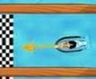 Desafío de carreras de botes