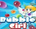 Chica burbuja