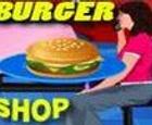 Tienda de hamburguesas