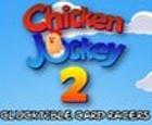 Chicken Jockey 2: Clucktible Card Racers