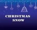 Nieve de navidad