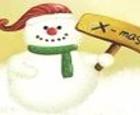 Navidad - Encuentra el juego de la diferencia