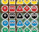 Colores o formas