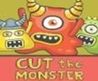 Cortar el monstruo
