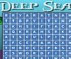 Búsqueda de palabras en el mar profundo