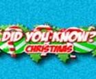 Sabías que: Navidad