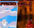 Dodgeball del infierno