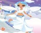 Muñeca ángel vestir