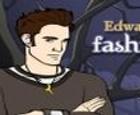Edward Cullen Fashionably Late