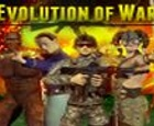 Evolución de la guerra
