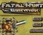 Caza-sobreviviente fatal