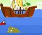 Salto a pescado