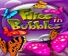Moscas en burbujas