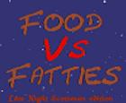 Comida Vs Fatties