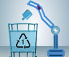 Separador de basura